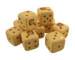 Star Trek: Ascendancy Dice - Cardassian
