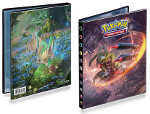 Pokemon: 4-Pocket Portfolio for Ultra Sun & Ultra Moon