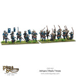 Age of Warring States: Ashigaru Missile Troops