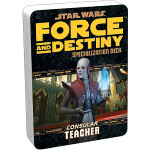Force and Destiny Specialization Deck: Consular - Teacher