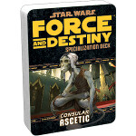 Force and Destiny Specialization Deck: Consular - Ascetic