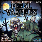 Shadows of Brimstone: Feral Vampires Mission Pack