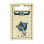 Warhammer: Enamel Badge - Dark Angels