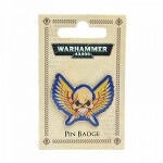 Warhammer: Enamel Badge - Space Marines