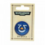 Warhammer: Enamel Badge - Ultramarines
