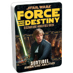 Force and Destiny Signature Abilities Deck: Sentinel