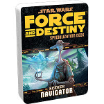 Force and Destiny Specialization Deck: Seeker - Navigator