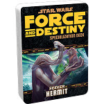 Force and Destiny Specialization Deck: Seeker - Hermit