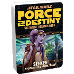 Force and Destiny Signature Abilities Deck: Seeker