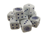 Star Trek: Ascendancy Dice - Federation