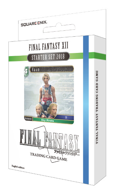 Final Fantasy TCG XII 2018 Starter Set