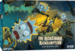Rick and Morty: The Rickshank Rickdemption Deck Building Game