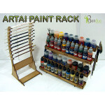 Paint Rack: Artai