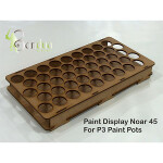Paint Display: Noar 45 for P3 Paints