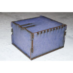 Trading Card Box: Blue