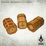 Imperial Armoured Containers