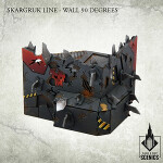 Skargruk Line - Wall 90 degrees