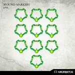 Wound Markers [green] (10)