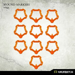 Wound Markers [orange] (10)