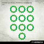 Vehicle Hull Points Markers [green] (10)