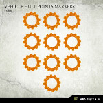 Vehicle Hull Points Markers [orange] (10)