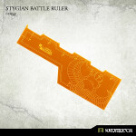 Stygian Battle Ruler [orange] (1)