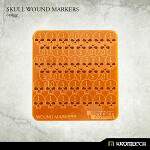 Skull Wound Markers [orange]