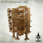 Promethium Chimney - Large