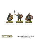 Saxon Earls & Kings - 11th Century