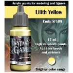 Fantasy & Games: Lilith Yellow (17ml)