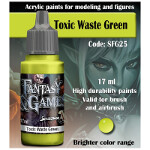 Fantasy & Games: Toxic Waste Green (17ml)
