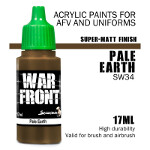 Warfront: Pale Earth (17ml)