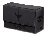 MTG: Black Mana Matte Finish Dual Flip Box