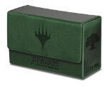 MTG: Green Mana Matte Finish Dual Flip Box
