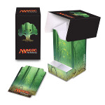 MTG: Mana 5 Forest Full View Deck Box with Tray