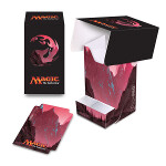 MTG: Mana 5 Mountain Full View Deck Box with Tray