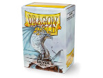 Dragon Shield 100 Box - Matte Silver