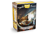 Dragon Shield - Art Sleeves - Nidhogg (100)