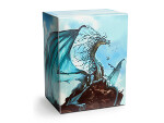 Dragon Shield Deck Shell - Silver