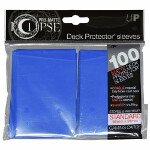 PRO-Matte Eclipse Standard Sleeves: Pacific Blue (100)