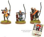 Test of Honour: Sohei Warrior Monks with Bows
