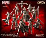 Daughters Of The Crucible Pack - All 10 Stars Command And Troops (SF)