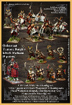 Ordenstaat / Teutonic Knights Starter Warband (4 points)