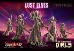 Lust Elves Flesh Eaters - Troops (F)