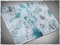 Mousepad games mat, Fantasy Football - Frostgrave theme