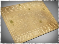 Mousepad games mat, Fantasy Football - Wild West theme