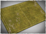 Mousepad games mat, Fantasy Football - Plains theme