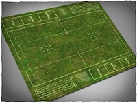 Mousepad games mat, Fantasy Football - Grass theme