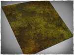 Mousepad games mat, size 3x3, Swamp theme (with Malifaux zones)