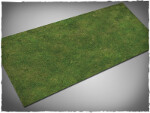 Mousepad games mat, size 3x6, Grass theme